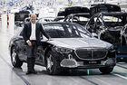 Mercedes произведе 50 млн. леки автомобила