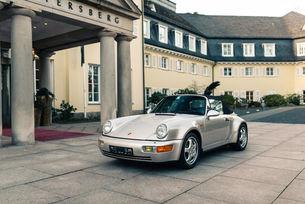 Porsche 911 на Диего Марадона отива на търг