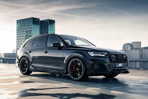 Audi SQ7 от тунинг студиото ABT Sportsline