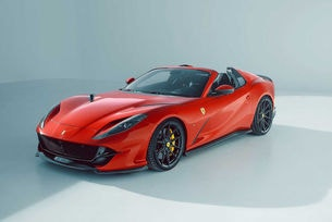 840 к.с. за Ferrari 812 Superfast от Novitec