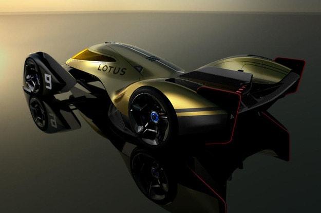 Lotus представя прототип на спортен E-R9