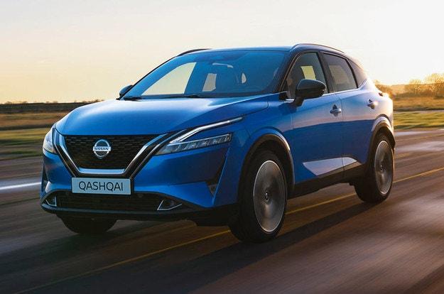 Nissan представя изцяло новия Qashqai