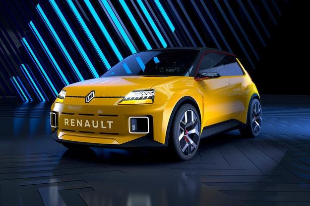 Renault 5 electric ще има агресивна цена