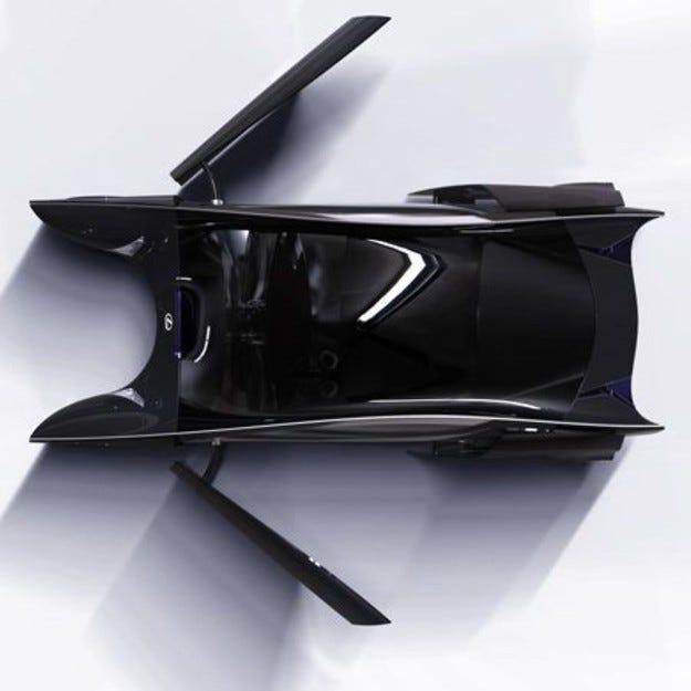 Lexus Nuaero