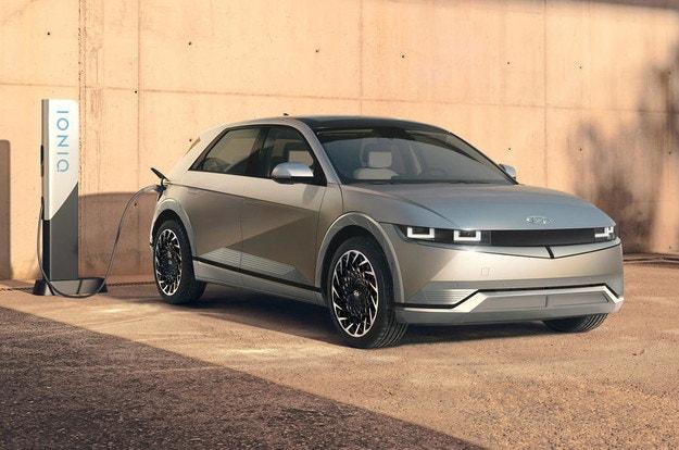 Новият Hyundai Ioniq 5 идва с ретро дизайн