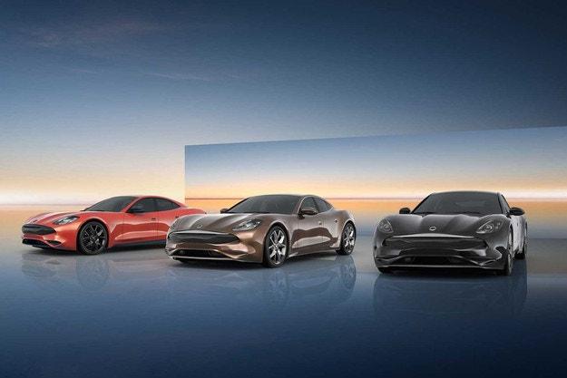 Karma Automotive представя новата си гама GS-6