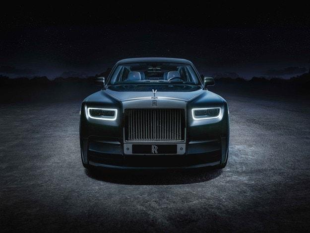 Rolls-Royce посвети специален Phantom на космоса