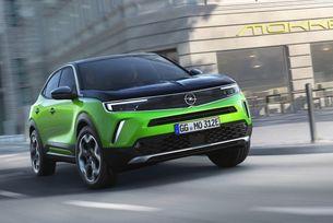 Opel Mokka с матрична система IntelliLux LED®