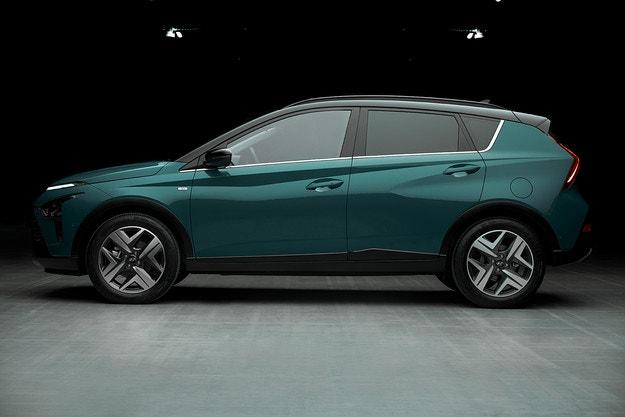 Hyundai BAYON: Новият член на SUV фамилията