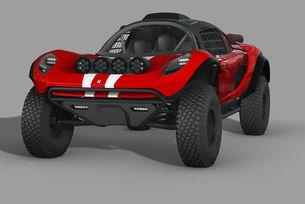 Нови изображения на SCG 008 Baja Dakar