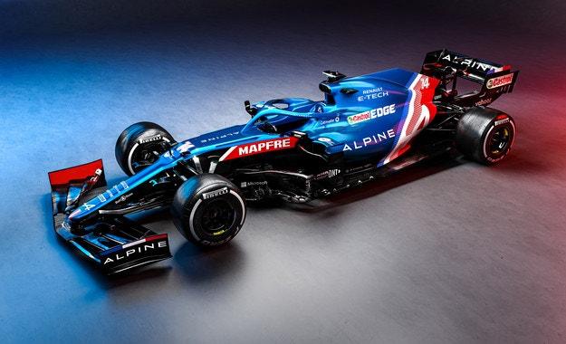 Alpine е новото Renault