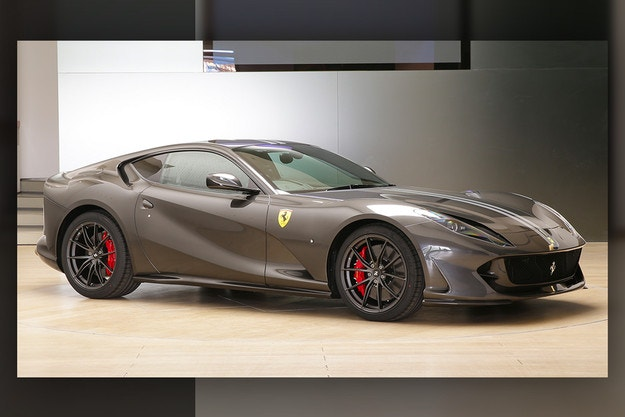 Това е Ferrari 812 Superfast Tailor Made