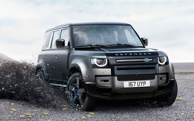 Land Rover ще пусне Defender с три реда седалки