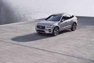 Volvo Cars представя набор от подобрения на XC60