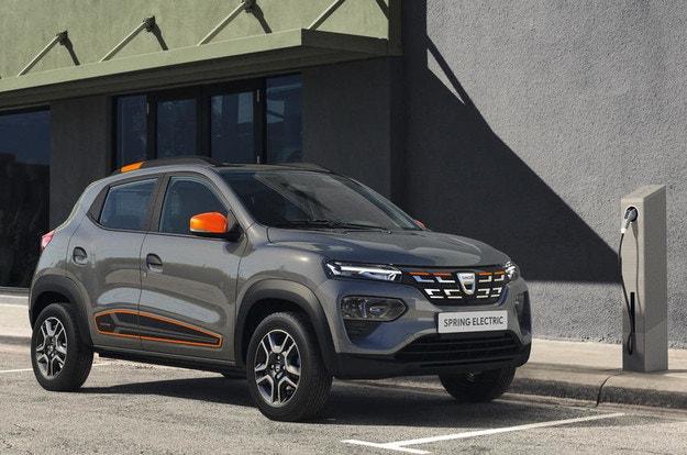 Dacia Spring стартира на достъпна цена