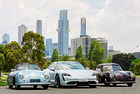 Porsche празнува 70 години в Австралия