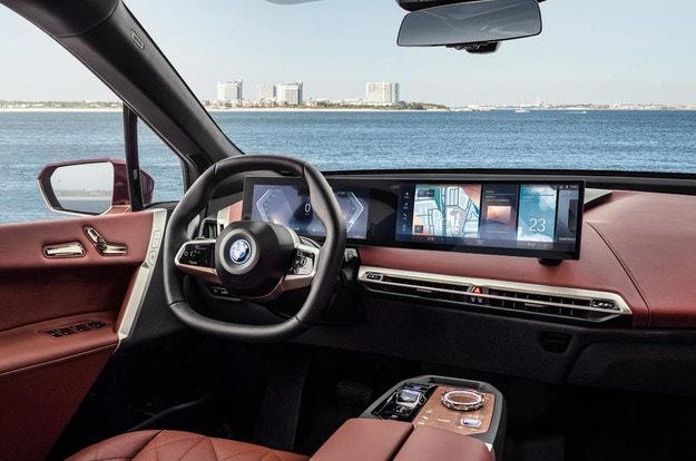 Представяме новото поколение BMW iDrive