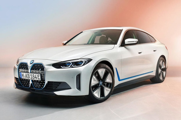 BMW i4 2021 излиза на пазара през есента