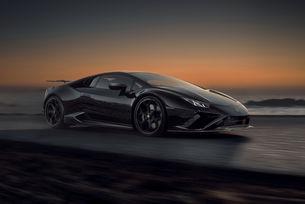 Lamborghini Huracán Evo RWD от Novitec