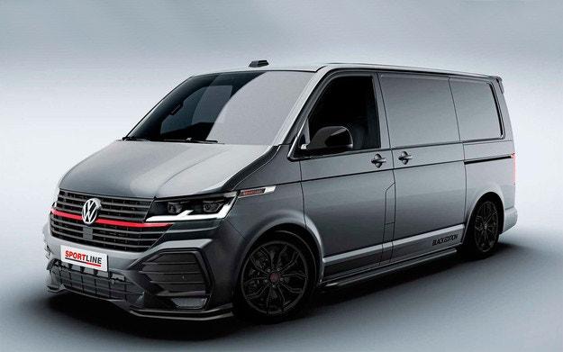 Новият Volkswagen Transporter има спортна версия