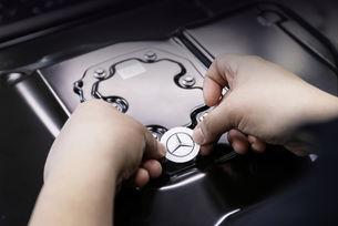 Mercedes-Benz EQS може да се похвали с батерията
