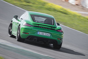 Porsche Cayman GTS 4.0 и Boxster GTS 4.0