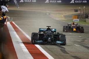Гран при на Бахрейн 2021