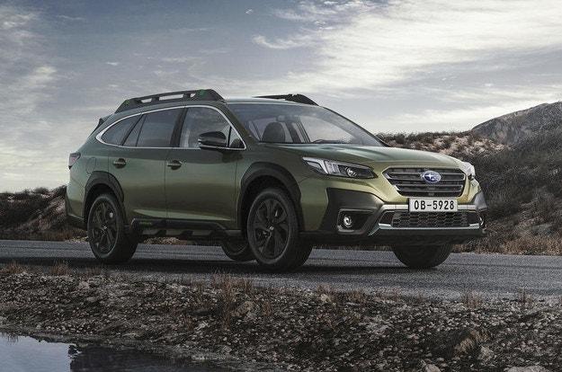 Subaru Outback 2021: 4x4 комби на пазара в Европа