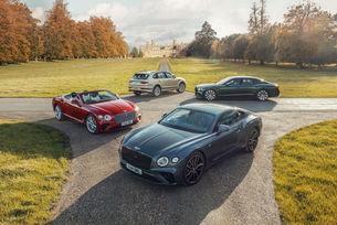 Bentley прескочи летвата от 200 000 броя