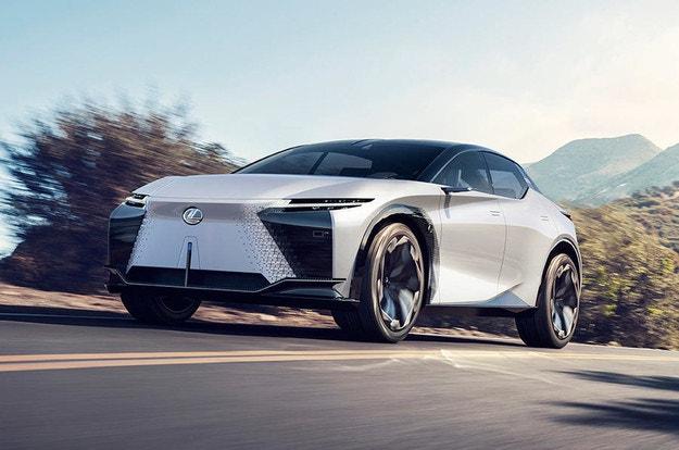 Концептът Lexus LF-Z представя бъдещето