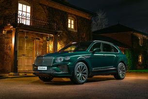 Създадоха уникален Bentley Bentayga Hybrid