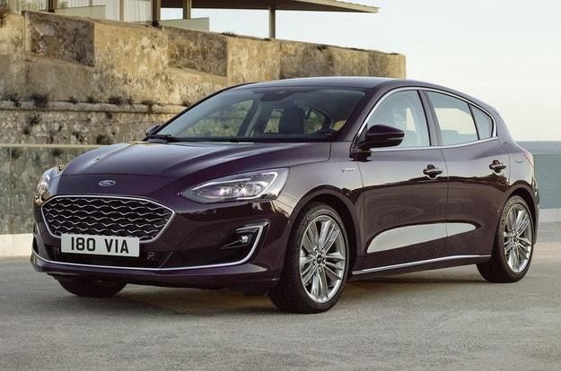 Ford Focus Vignale: Гарнитура от най-висок клас