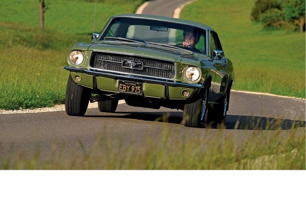Ford Mustang Hardtop Coupе