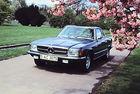Mercedes празнува 50 години от 350 SL