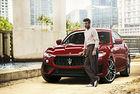 Дейвид Бекъм става глобален посланик на Maserati