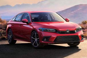 Honda показа новия седан Civic