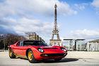 Lamborghini празнува 50 години от Miura SV