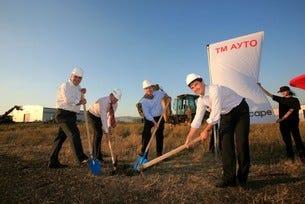 Втори комплекс на Toyota за София