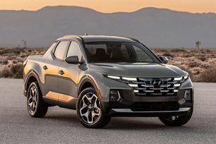 Представиха пикапа Hyundai Santa Cruz