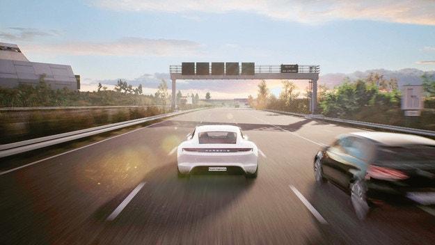 Porsche Engineering готви интелигентен автомобил