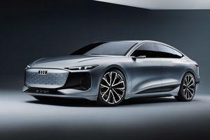 Audi представи концепт за новия A6