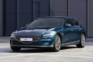 Новият Genesis Electrified G80: EV луксозен седан