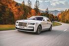 Rolls-Royce Ghost: Бяла тишина