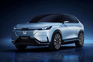 Honda SUV e: нов кросоувър за Китай