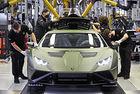 Рекордно първо тримесечие за Lamborghini