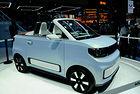 Най-популярният електромобил в Китай стана кабриолет