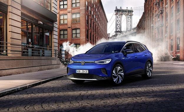 Volkswagen ID.4 е Световен автомобил