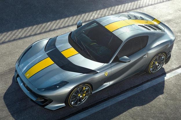 Ferrari показа най-мощния суперавтомобил