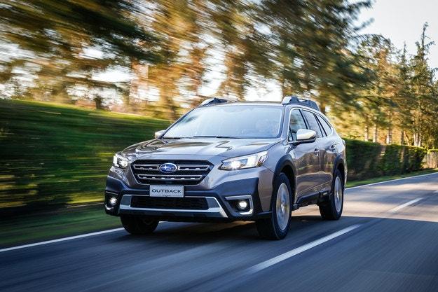 Новият Subaru Outback вече е в България