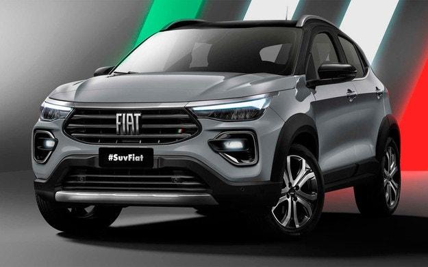 Fiat показа нов кросоувър и очаква име